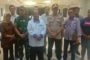 Pemerintah Kota Sorong Antisipasi Korona