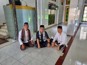 BKM Masjid Darussalam Sorong Laksanakan Pencegahan Korona