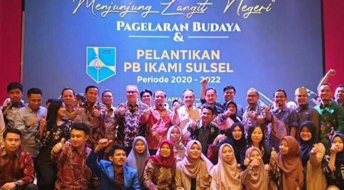 Harapan IKAMI Sulsel Kabupaten Sorong Terkait Pelantikan PB IKAMI