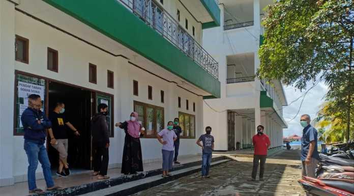 Relawan Kemanusiaan Universitas Muhammadiyah Sorong Dibentuk