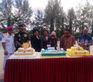 Upacara 20 Tahun Kota Sorong