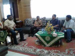 Pertemuan KAHMI Kota Sorong