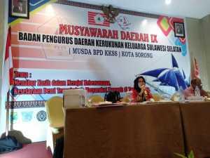 Suasana Musyawarah Daerah KKSS