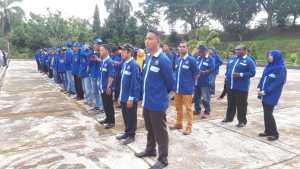 Bupati Sorong Terima Mahasiswa KKN Universitas Muhammadiyah Sorong