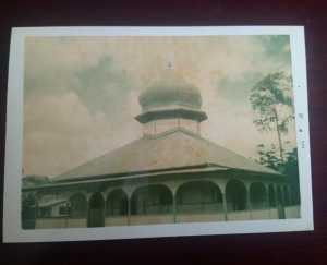 Masjid Al-Amin Sorong, Satu Dari Masjid Tertua Pertama di Irian Barat