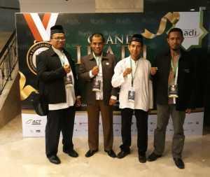 IKADI Sorong Sertai Rapat Koordinasi Nasional