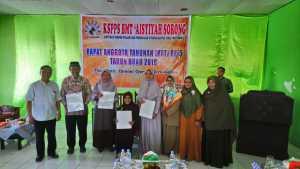 Maksimalkan Mutu Pelayanan, BMT Aisyiyah Sorong Adakan Rapat Anggota Tahunan