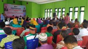 Jalin Kebersamaan, Pemerintah Adakan Pertemuan Tokoh Se-Kabupaten Sorong