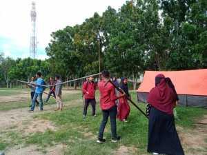 Peringatan Milad, IMM Kota dan Kabupaten Sorong Adakan Kemah Kader