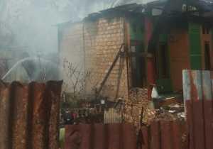 Kebakaran di Kampung Bugis, Menghanguskan Rumah Warga
