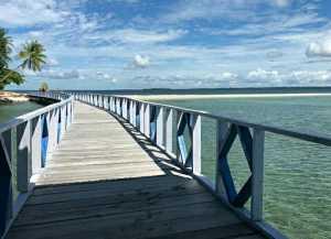 Papua Barat Tidak Saja Raja Ampat, Pesona Pulau Matan