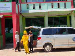 Kerjasama MDMC dan Universitas Muhammadiyah Sorong Terus Mencegah Penyebaran dan Penanggulangan Covid-19