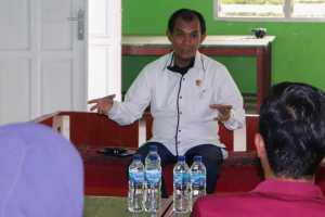 Fraksi AKB DPRD Kota Sorong Hadiri Diskusi Bareng Mahasiswa IMM Universitas Muhammadiyah Sorong