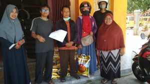 Kerukunan Keluarga Masyarakat Bone Kota Sorong, Rayakan Hari Jadi Bone Dengan Pembagian Beras
