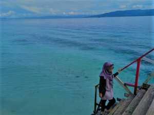 Pantai Liang Pelepas Lelah dan Penghempas Penat