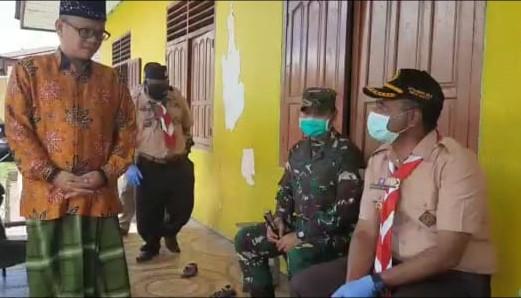 Wakil Gubernur Papua, Anjangsana ke Panti Putra Al-Amin Muhammadiyah