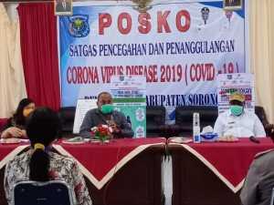 Warga Mariat Sorong Pertanyakan Status Pasien Covid-19