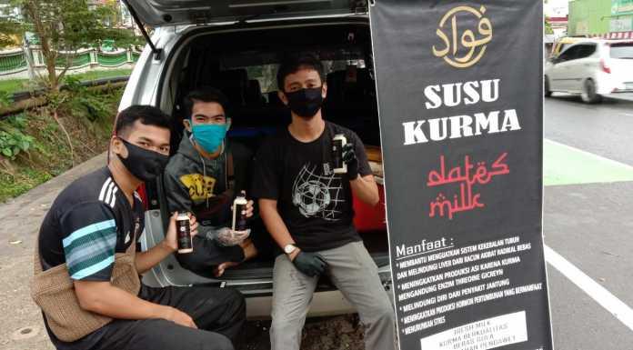 Menelisik Susu Kurma, Bisnis Menguntungkan Dalam Ramadhan