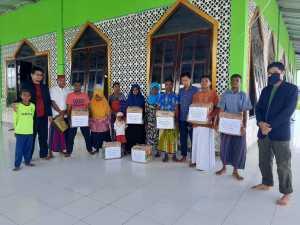 Tebar Kebaikan Semasa Wabah Covid-19, Bunda Shinta Bagikan Sembako Buat Muslim Papua