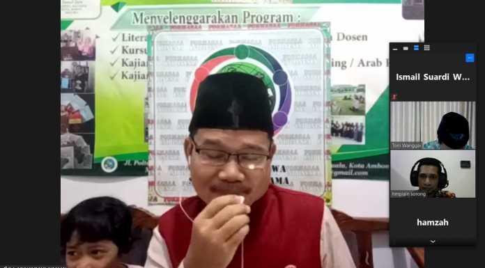 Pascasarjana IAIN Sorong Laksanakan Silaturahmi dan Seminar Keagamaan Malam Ini
