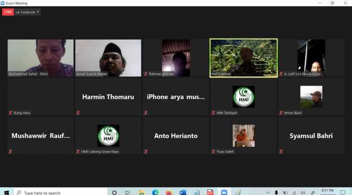Forum Dosen Indonesia Papua Barat Laksanakan Dialog Pendidikan Bersama Prof Hafid Abbas