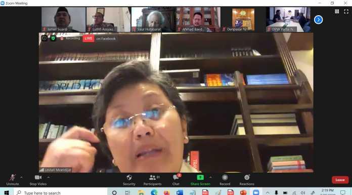 Forum Dosen Indonesia Turut Berpartisipasi dalam Forum Denpasar 12, Peta Jalan Pendidikan Nasional