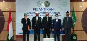 PP Muhammadiyah Lantik BPH Universitas Muhammadiyah Sorong, Diantaranya Syaiful Maliki Anggota DPR Papua Barat