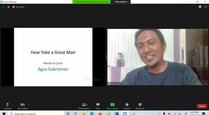 Yayasan Bina Insan Mulia Peradaban, Laksanakan Kembali Ngopi