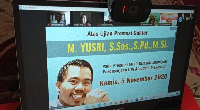Ketua Senat Akademik UKDM Selesaikan Pendidikan Doktor, Forum Dosen Indonesia Papua Sampaikan Selamat