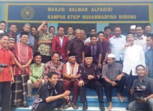Muhammadiyah Papua, Dari Timur Turut Membangun Negeri dalam Usia 108 Tahun