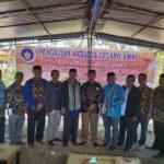 La Ode Samsir Foto Bersama Para Pengurus KKST Kota Sorong Usai Gelar Lelang Amal