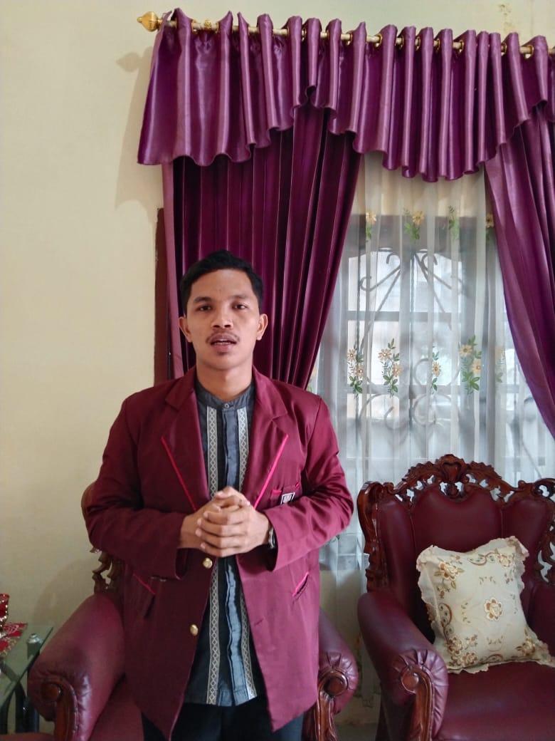 Jenro P. Sijabat, PC IMM Kota Sorong