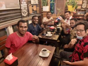 DPW KAPTEN Indonesia Papua Barat
