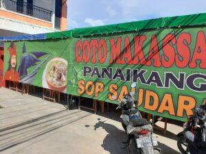 Warung Coto Makassar Panaikang Kota Sorong