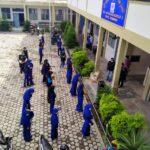 MCCC Kampanye Pencegahan Covid-19 pada Siswa MTs Mutu, Kurniawati Shalihah: Langkah Baik Menyambut Semester Baru