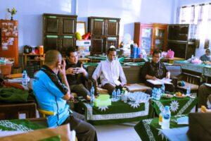 Rapat Pimpinan Terbatas, PDM Kota Sorong Bahas Muhammadiyah Boarding School