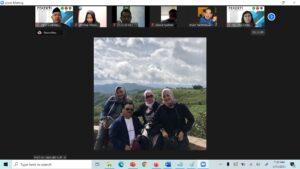 UPSDM LLDIKTI Wilayah IX Mendukung PEKERTI yang Dilaksanakan DIS DPD Papua Barat