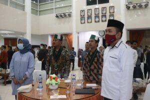 BPL HMI Cabang Gowa Raya dilantik (Koleksi HMI Cabang Gowa Raya)