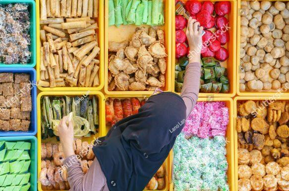 Warna Warni Ramadhan (www.shutterstock.com)