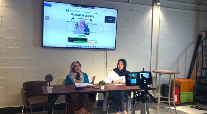 Dialog Women in Science (Koleksi Sorong Terkini)